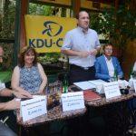 KDU-ČSL zůstává výraznou politickou silou v Pardubickém kraji