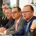 Pracovní jednání s Radou Pardubického kraje