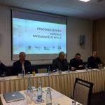 Na prezentaci Dopravního uzlu Pardubice
