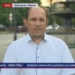 Marek Výborný v Událostech – Nová pravidla pro insolvence