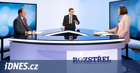 Rozstřel na iDnes.cz s Markem Výborným
